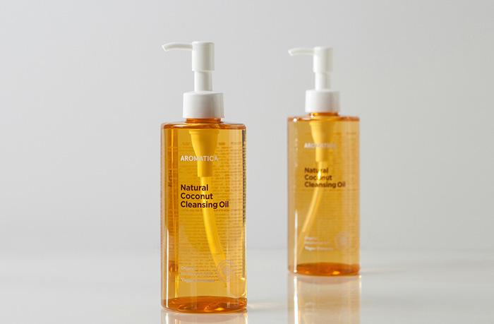 Органическое гидрофильное масло с кокосом AROMATICA Natural Coconut Cleansing Oil фото 1 | Sweetness