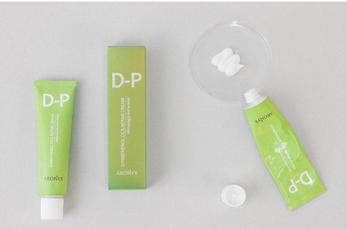 Восстанавливающий крем для лица с D-пантенолом Aronix D-Panthenol Cica Repair Cream фото 3 / Sweetness
