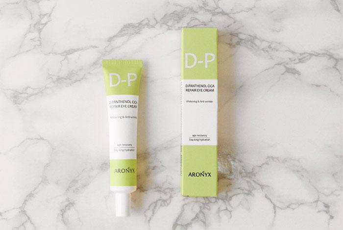 Восстанавливающий крем с D-пантенолом для глаз Aronix D-Panthenol Cica Repair Eye Cream фото 3 / Sweetness