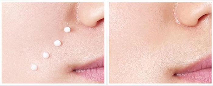 Осветляющий крем для век с морским коллагеном Aronix Triple Effect Real Collagen Wrinkle Eye Cream фото 5 / Sweetness