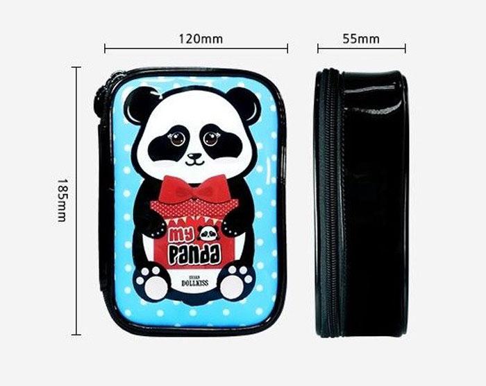 Косметичка Панда Urban Dollkiss My Panda Beauty Pouch фото 2 | Sweetness