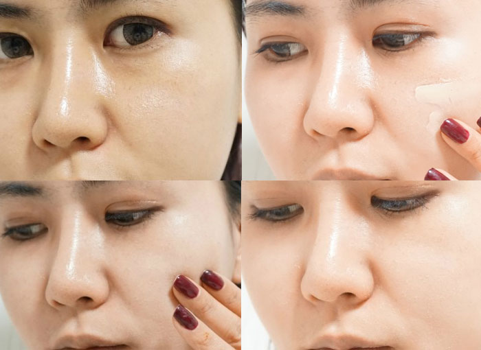 Основа под макияж для кожи с расширенными порами Urban Dollkiss Out-Focusing Pore Primer фото 5 | Sweetness