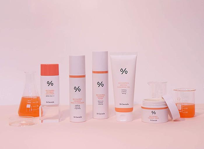 Себорегулирующая эмульсия-сыворотка для проблемной кожи Dr.Ceuracle 5α Control Clearing Serum in Emulsion фото 1   Корейская косметика Sweetness