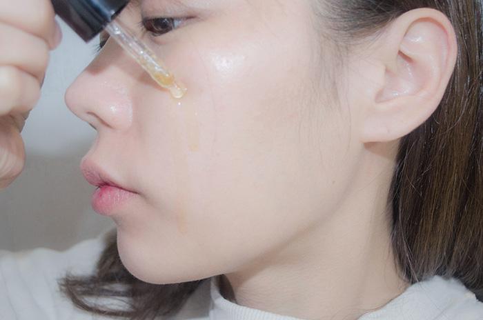 Антивозрастная сыворотка с аскорбиновой кислотой, фуллеренами и идебеноном Dr. Ceuracle Pure VC Mellight Ampoule фото 6 | Корейская косметика Sweetness