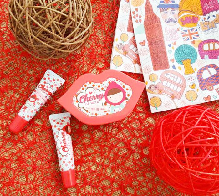 Esfolio Cherry Lip Care Set Набор ухода за губами фото 4 | Sweetness