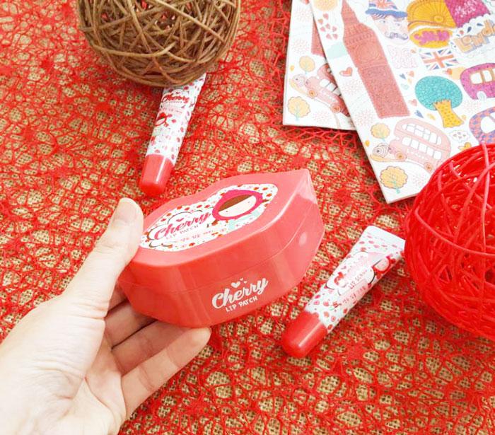 Esfolio Cherry Lip Care Set Набор ухода за губами фото 6 | Sweetness