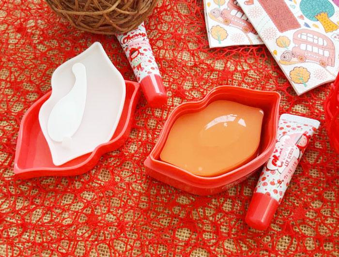 Esfolio Cherry Lip Care Set Набор ухода за губами фото 7 | Sweetness