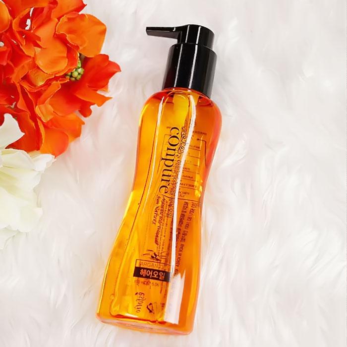 Esfolio Conpure Argan Onginal Hair Oil Аграновое масло для волос фото 1 | Корейская косметика Sweetness