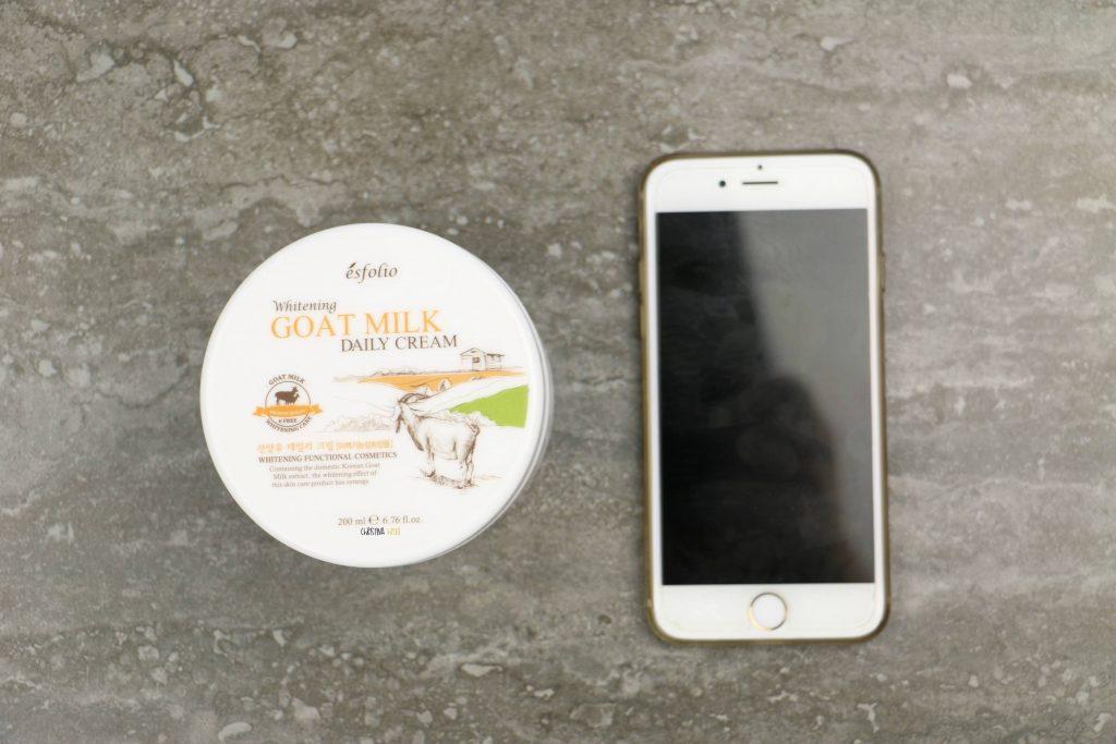 Esfolio Goat Milk Daily Cream Крем с козьим молоком фото 2 | Sweetness