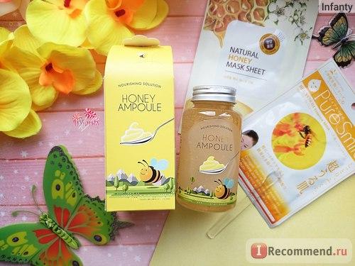 Esfolio Honey Ampoule Ампульный питательный медовый гель фото 1 | Sweetness