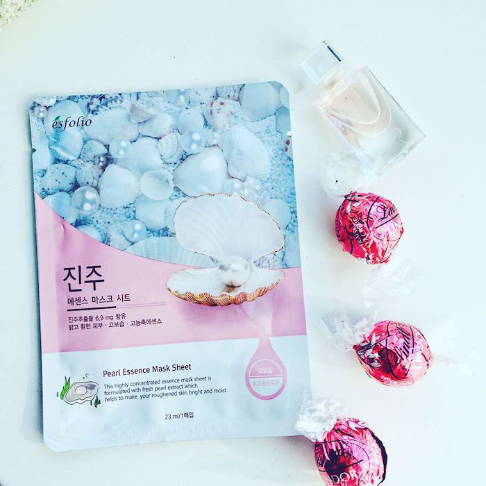 Esfolio Essence Mask Sheet Серия тканевых масок фото 2 | Sweetness