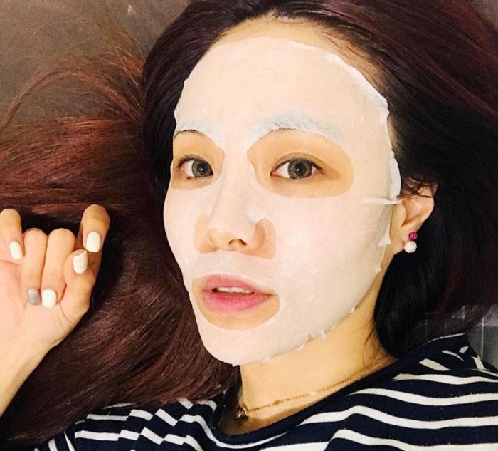 Etude House 0.2 Therapy Air Mask Ультра-тонкие тканевые маски фото 5 / Sweetness