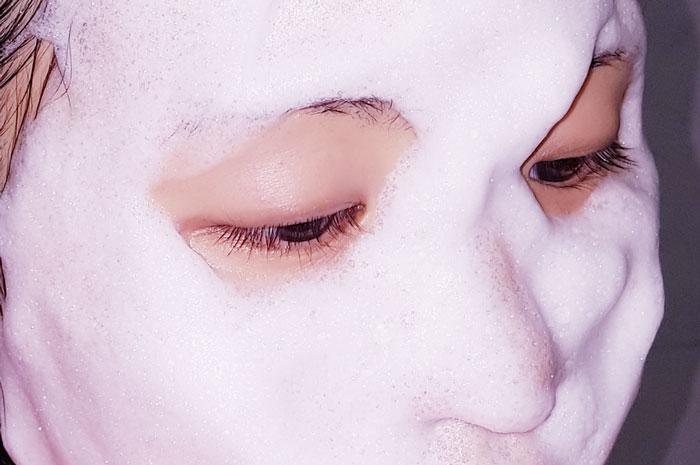 Etude House Baking Powder BB Deep Cleansing Foam Пенка для глубокой очистки и снятия ББ крема фото 7 / Sweetness