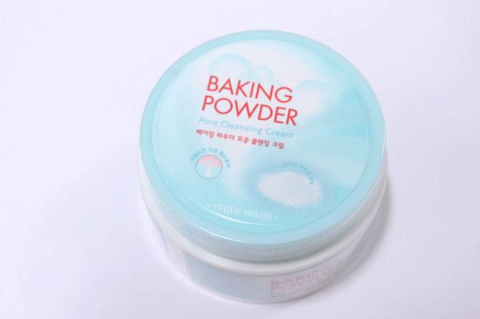 Etude House Baking Powder Cleansing Cream Крем для снятия макияжа фото 1 / Sweetness