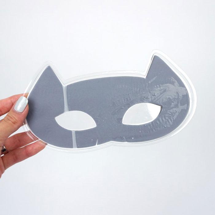 Etude House Black Hydrogel Eye Patch Черная гидрогелевая маска-патч для области вокруг глаз фото 3 | Sweetness