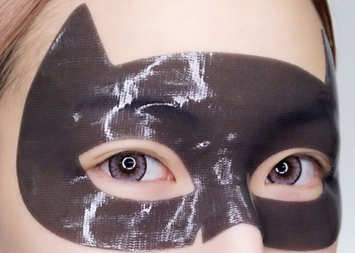 Etude House Black Hydrogel Eye Patch Черная гидрогелевая маска-патч для области вокруг глаз фото 6 | Sweetness