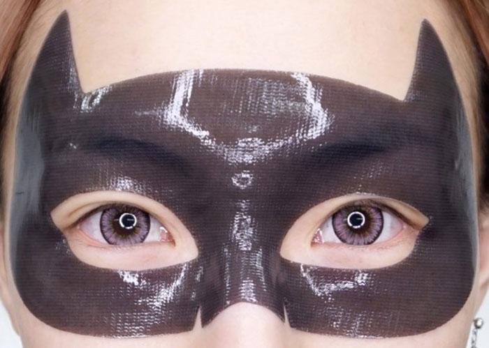 Etude House Black Hydrogel Eye Patch Черная гидрогелевая маска-патч для области вокруг глаз фото 7 | Sweetness