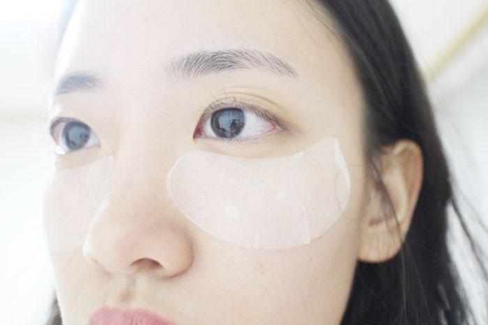 Etude House Collagen Eye Patch Коллагеновый патчи для глаз фото 7 / Sweetness