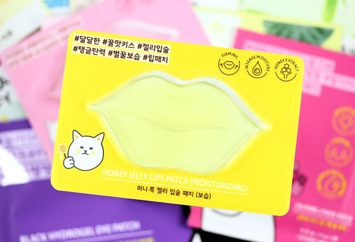 Etude House Honey Jelly Lip Patch Moisture-01