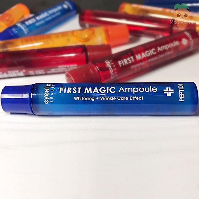 Сыворотка с пептидами Eyenlip First Magic Ampoule Peptide фото 3 | Sweetness