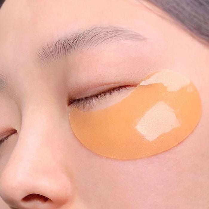 Гидрогелевые патчи с лососевым маслом и пептидами Eyenlip Salmon Oil & Peptide Hydrogel Eye Patch фото 5 | Sweetness