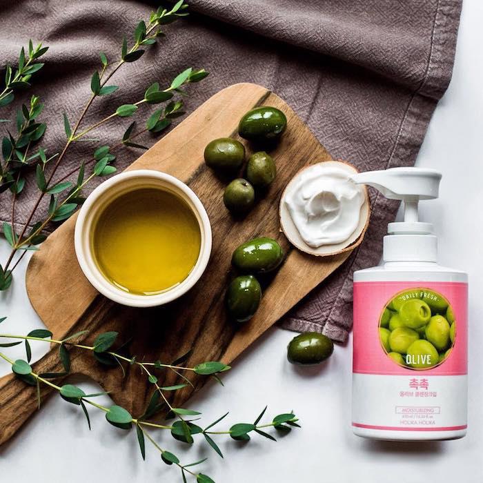 Holika Holika Daily Fresh Olive Cleansing Cream фото 1 | Sweetness