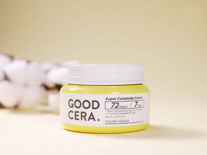 Holika Holika Good Cera Super Cream Sensitive Крем с керамидами фото 1 / Sweetness