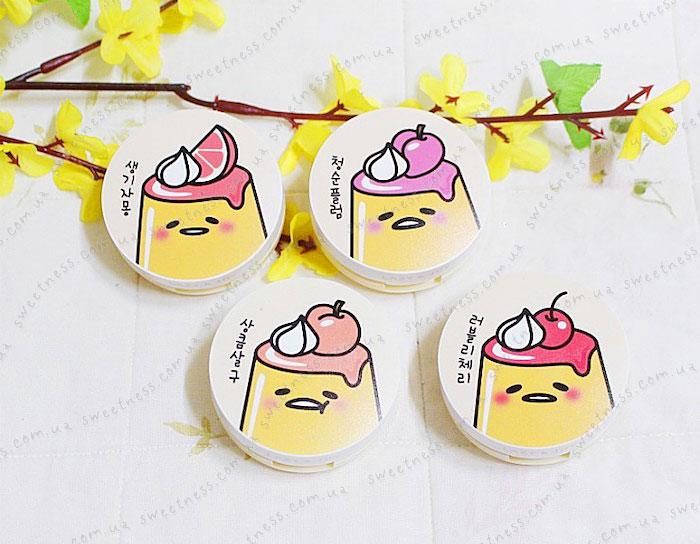 Holika Holika Gudetama Jelly Dough Blusher Желейно-кремовые румяна фото 11 | Корейская косметика Sweetness