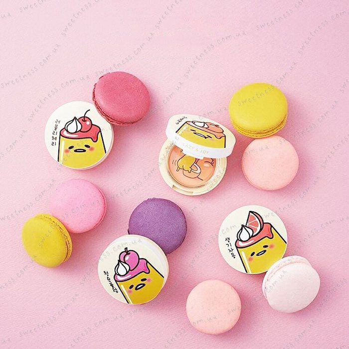 Holika Holika Gudetama Jelly Dough Blusher Желейно-кремовые румяна фото 1 | Корейская косметика Sweetness