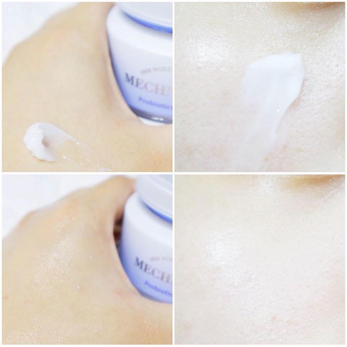 Крем для лица с пробиотиками Holika Holika Mechnikov's Probiotics Formula Radiance Cream фото 5   Корейская косметика Sweetness