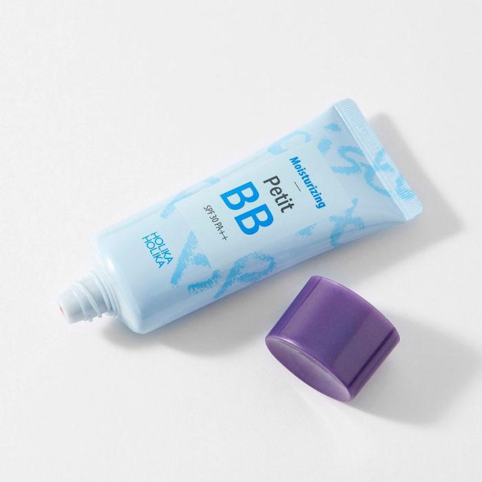Holika Holika Moisturizing Petit BB Cream SPF30 PA++ Увлажняющий BB-крем с гиалуроновой кислотой фото 1 / Sweetness