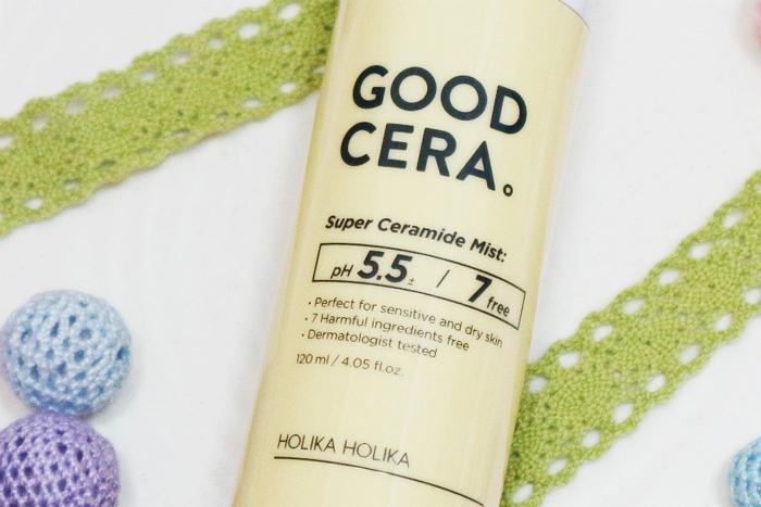 Holika Holika Skin and Good Cera Ultra Essence Mist Ультра увлажняющий мист с керамидами фото 2 | Sweetness