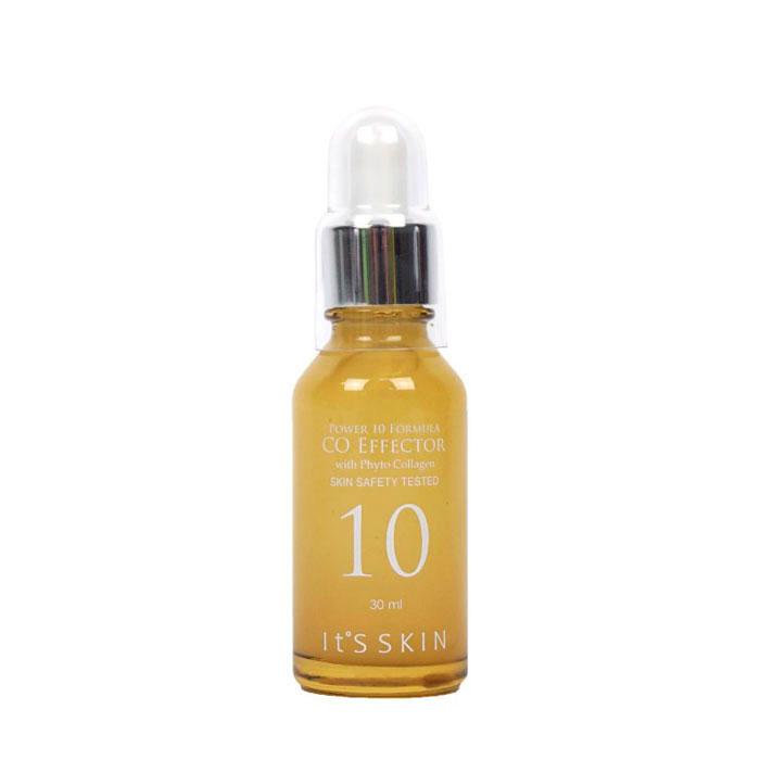Высококонцентрированная сыворотка для лица с растительным коллагеном It's Skin Power 10 Formula Co Effector фото 1 / Sweetness