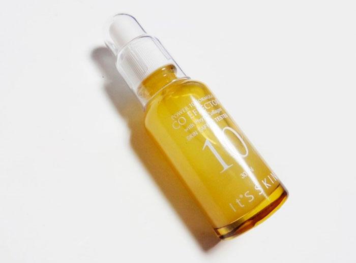 Высококонцентрированная сыворотка для лица с растительным коллагеном It's Skin Power 10 Formula Co Effector фото 2 / Sweetness