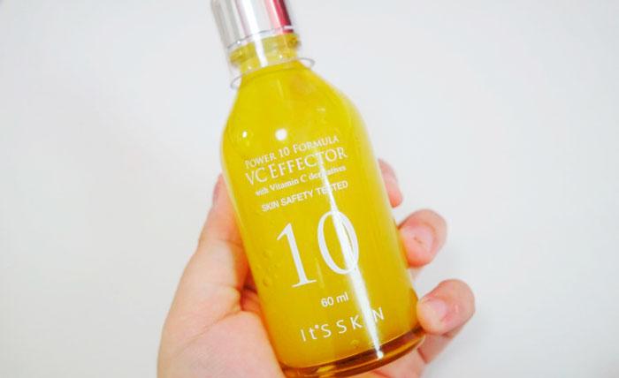 Сыворотка с витамином C It's Skin Power 10 Formula Vc Effector фото 2 / Sweetness