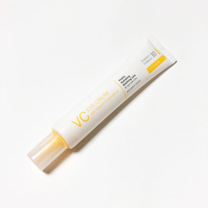 Осветляющий витаминный крем для кожи вокруг глаз It's Skin Power 10 Formula Vc Eye Cream фото 2 / Sweetness
