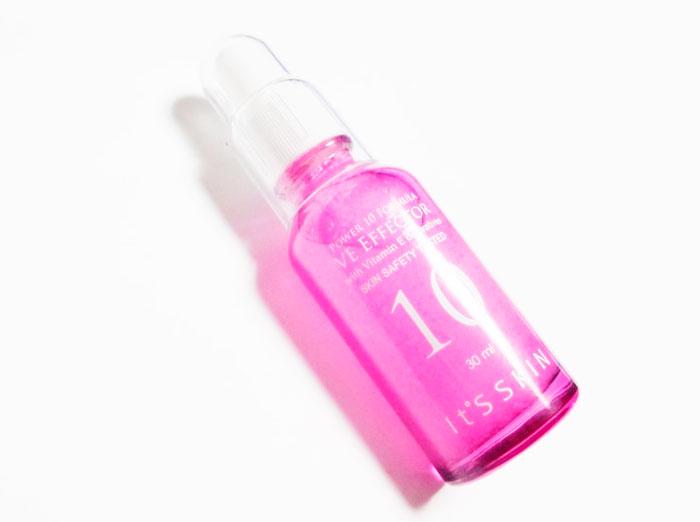 Концентрированная лифтинг сыворотка для лица с витамином Е It's Skin Power 10 Formula Ve Effector фото 2 / Sweetness