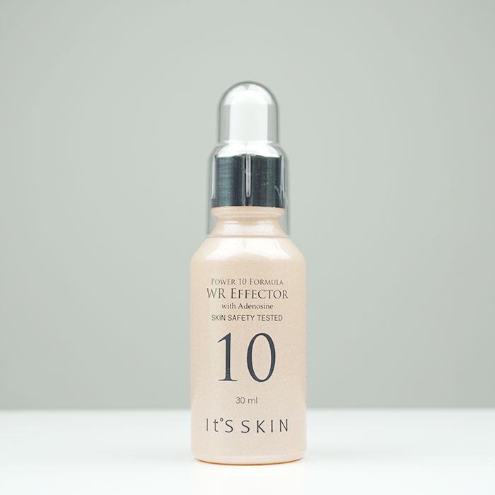 Омолаживающая сыворотка для лица с аденозином и экстрактом чёрной икры It's Skin Power 10 Formula Wr Effector фото 1 / Sweetness