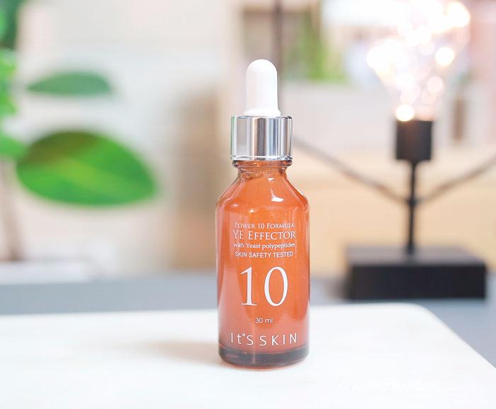 Витаминная сыворотка для лица с экстрактом дрожжей и антарктицином It's Skin Power 10 Formula Ye Effector фото 1 / Sweetness