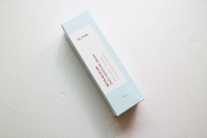Увлажняющий крем с бета-глюканом IUNIK Beta Glucan Daily Moisture Cream фото 1 / Sweetness