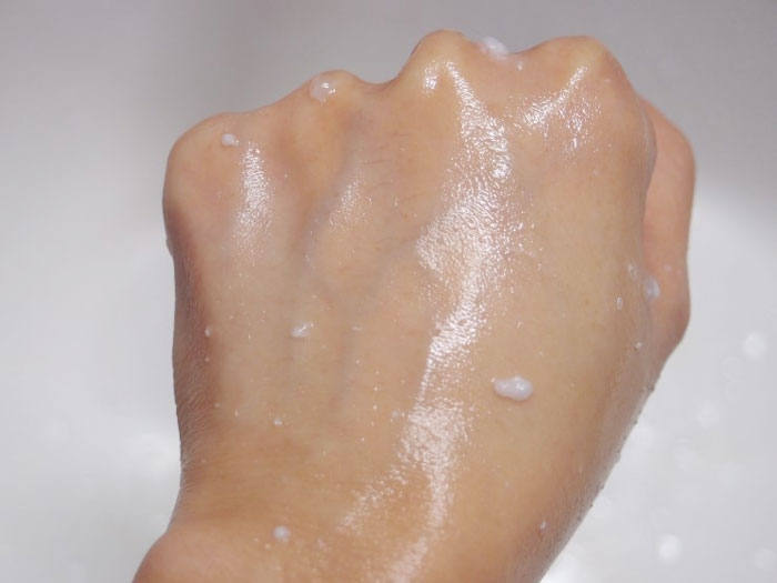 Увлажняющий пилинг-гель с лаймом IUNIK Lime Moisture Mild Peeling Gel фото 6 / Sweetness