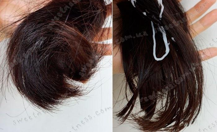 La'dor Keratin Power Glue Сыворотка-клей для посеченных кончиков волос, 15мл. фото 3 | Sweetness