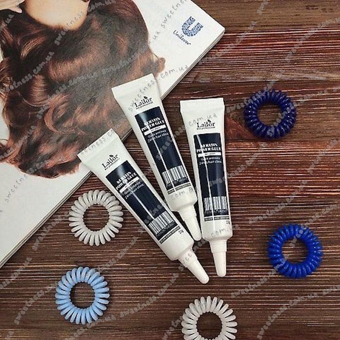 La'dor Keratin Power Glue Сыворотка-клей для посеченных кончиков волос, 15мл. фото 5   Sweetness