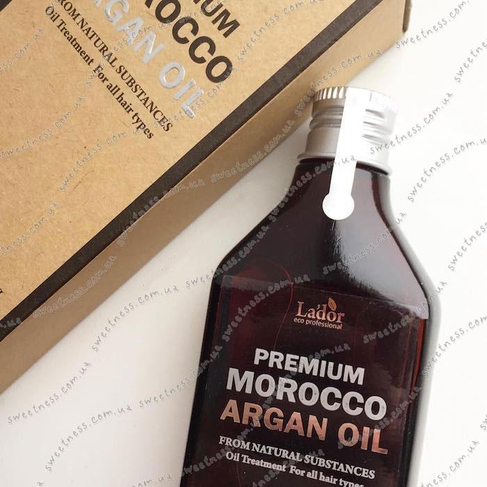 La'dor Premium Argan Hair Oil Масло для волос аргановое фото 13 | Sweetness