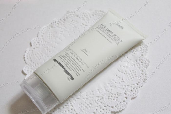La'dor Tea Tree Scalp Clinic Hair Pack Маска для кожи головы с чайным деревом фото 1 | Sweetness