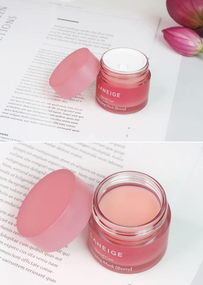 Ночная маска для губ Laneige Lip Sleeping Mask фото 2 | Sweetness
