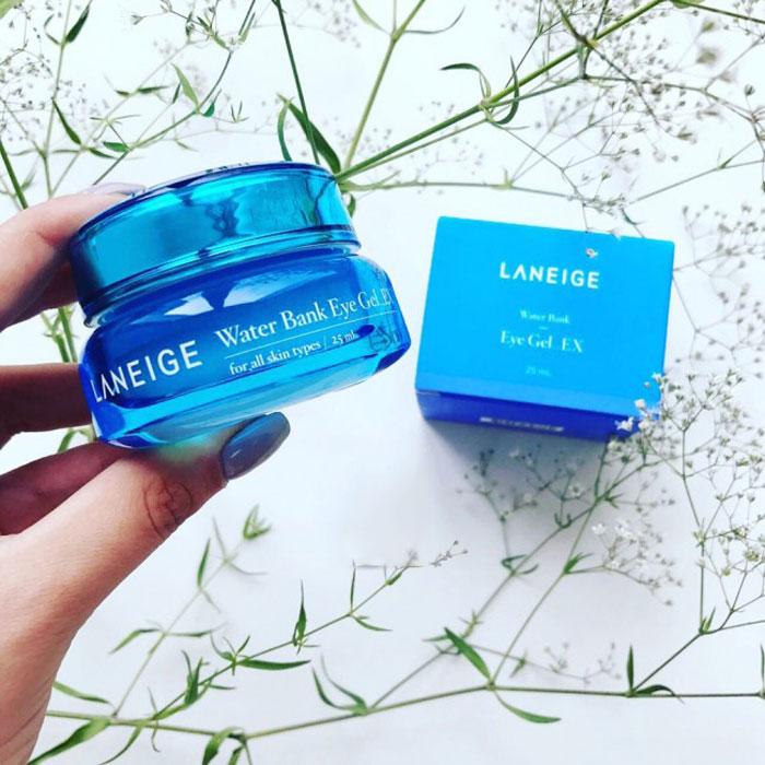 Набор миниатюр увлажняющих средств Laneige Water Bank Hydro 3 Kit фото 7 | Sweetness
