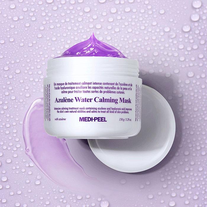 Medi-Peel Azulene Water Calming Mask Успокаивающая маска с азуленом фото 1 / Sweetness