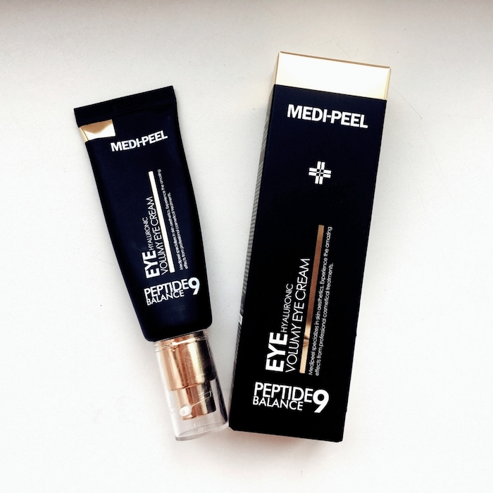 Омолаживающий крем для век с пептидами Medi- Peel Peptide 9 Hyaluronic Volumy Eye Cream фото 1   Корейская косметика Sweetness