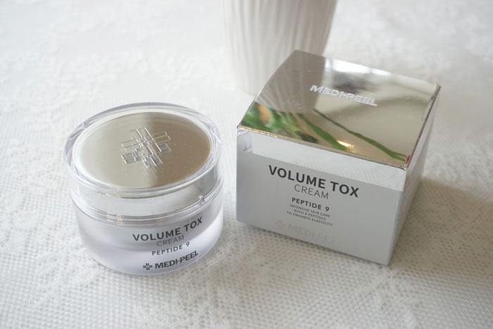 Medi-Peel Peptide 9 Volume Tox Cream Омолаживающий крем с пептидами фото 1 / Sweetness